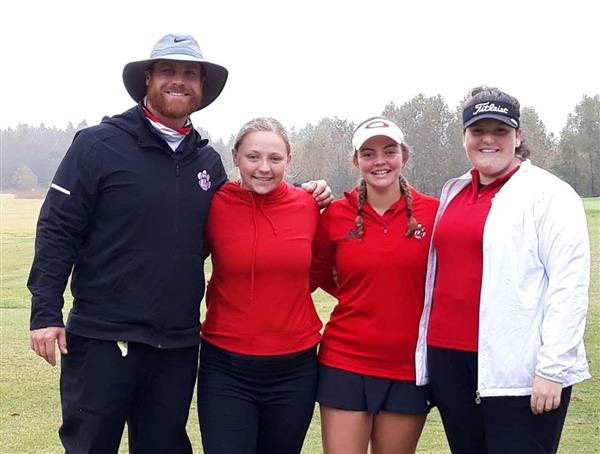OHS girls golf