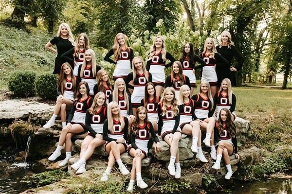 Cheer Qualifies to Compete at Nationals