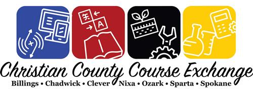 Christian County Course Exchange Logo
