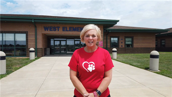 Welcome to Kindergarten at West Elementary