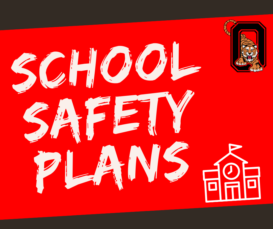 Returning to School Safety Plans