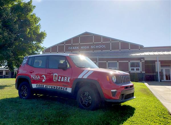 Drive for Attendance: Youngblood to Give Away Jeep Renegade to 1 Lucky Student