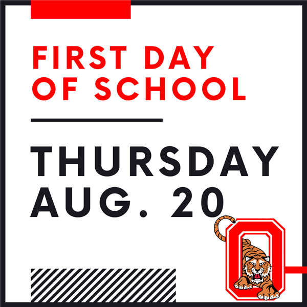 First day graphic