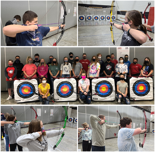 Bullseye: OHS Starts Competitive Archery Team