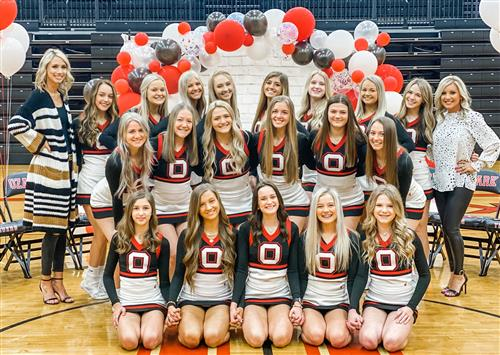 Varsity Cheer Places 1st at State