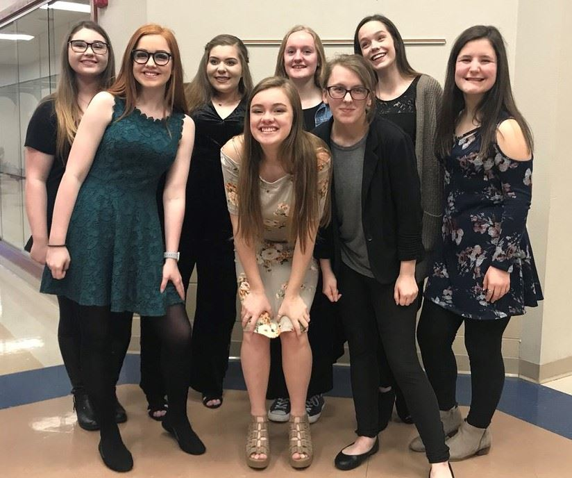 OHS Choir, Band Students State Bound