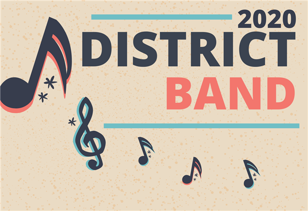 57 Students Selected for District Honor, Concert, Jazz Bands