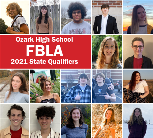 17 OHS Students Qualify for State FBLA