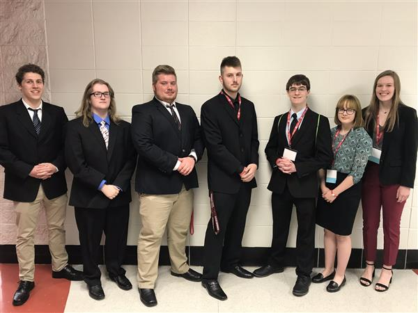 OHS FBLA traveled to Springfield April 14-16 for the Missouri FBLA State Leadership Conference.