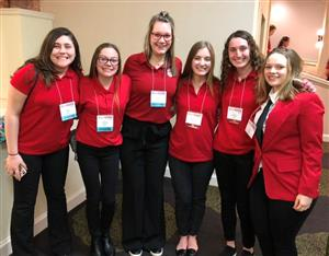 FCCLA Students Headed to Nationals