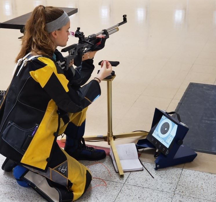 JROTC Rifle Team Nabs 2nd, 7th in Alabama