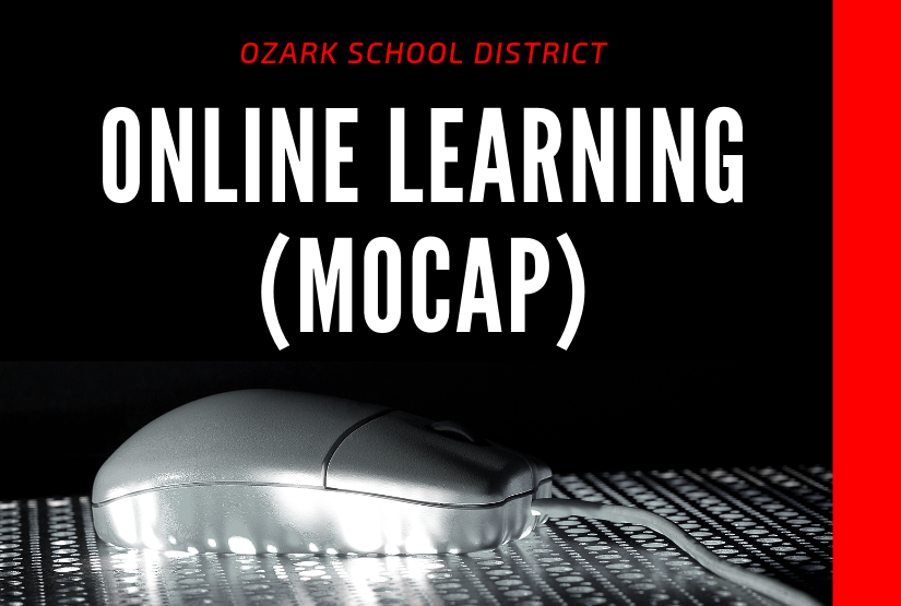 Online Learning (MOCAP) graphic