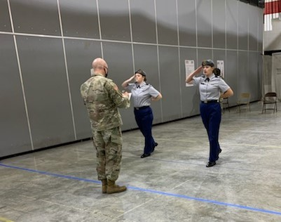 OHS JROTC Places in Dec. 5 Drill, Rifle Competitions