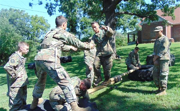 Ozark JROTC Teams Excelling at National Level