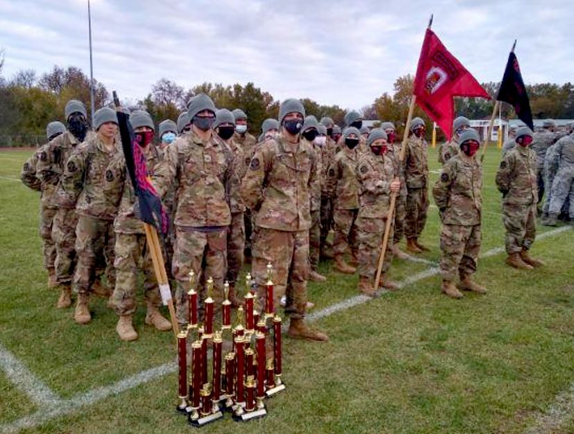 JROTC Rifle, Raider Teams Excel in Competitions