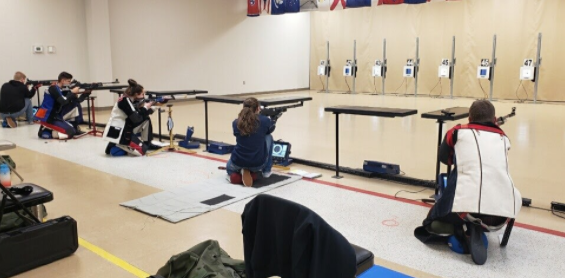 JROTC Rifle Team Places 1st at Washington Rifle Classic