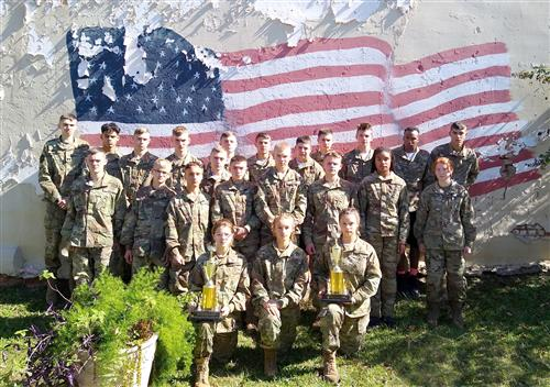 Two Ozark JROTC Raider Teams Nationally Ranked