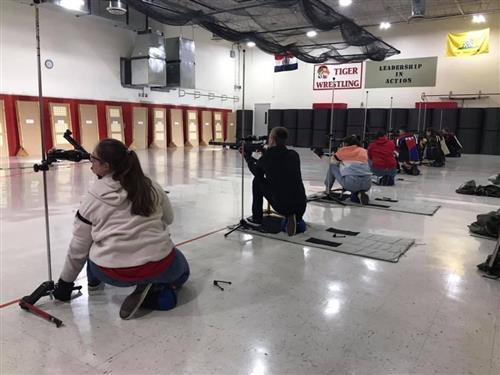 OHS JROTC Rifle Team Named National Champs