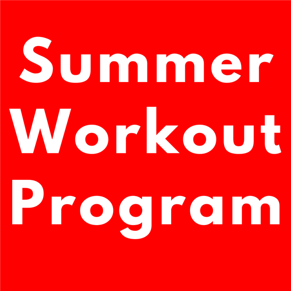 Summer Workout Program for Athletes