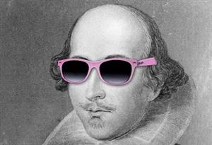 Shakespeare is cool