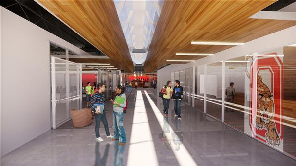 Innovation Center Renderings