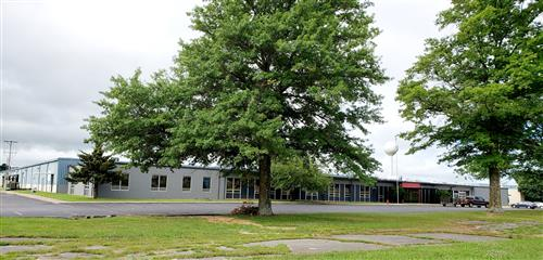 Ozark School District purchased the property at 1600 W. Jackson St., known as the Fasco building.