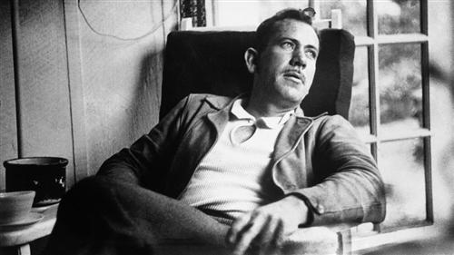 steinbecks the leader of the people Summary: analyzes themes and reveals symbolism found in chapter four (the leader of the people)of john steinbeck's short novel, the red pony the haystacks, the.